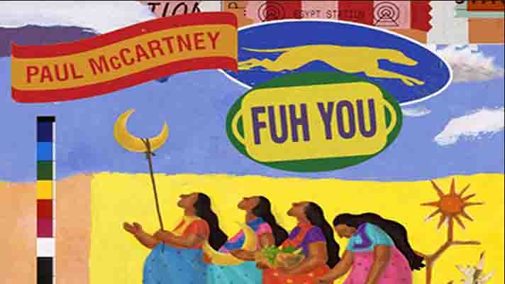Paul McCartney debuteert Raunchy Love Song 'Fuh You':