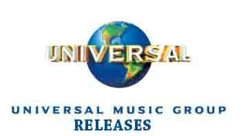 UNIVERSAL MUSIC GROUP RELEASES