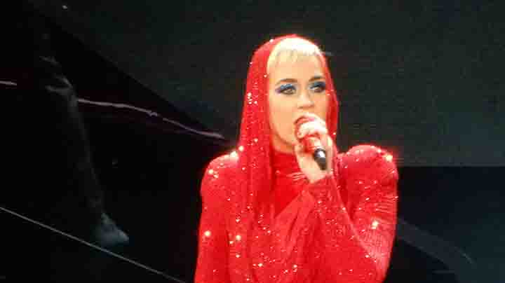 """Katy Perry brengt """"What makes a woman' uit.."""