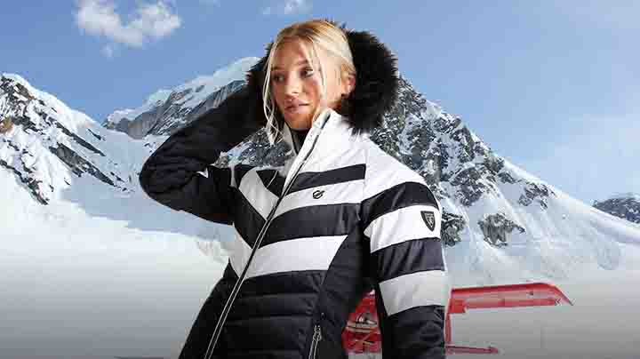De Women's Luxe Ski   SWAROVSKI Collectie